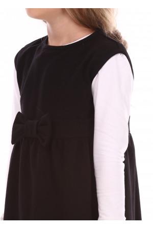 Сарафан «Мілена» чорного кольору