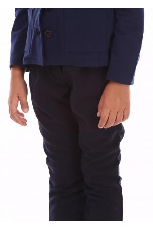 Штани «Лесі» темно-синього кольору