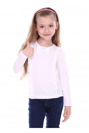 Джемпер «Нойс» білого кольору