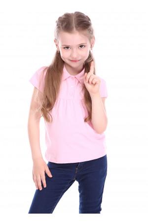 Футболка «Клос» розового цвета