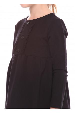 Сукня «Канатка» чорного кольору