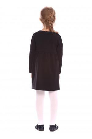 Сукня «Віджен» чорного кольору