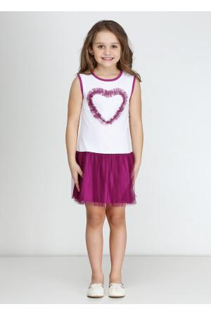 Сукня «Дейсі» кольору фуксії