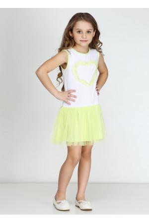 Сукня «Дейсі» салатового кольору