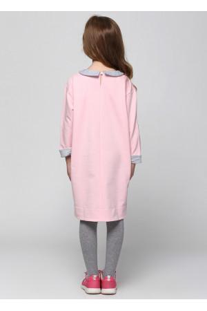 Платье «Долли» розового цвета