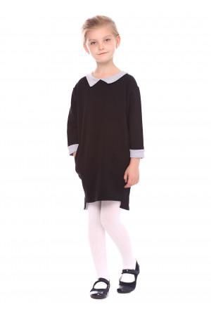 Сукня «Доллі» чорного кольору