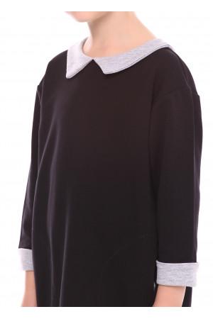 Платье «Долли» черного цвета