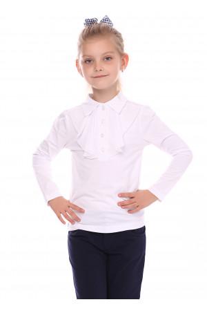Джемпер «Антоника» белого цвета