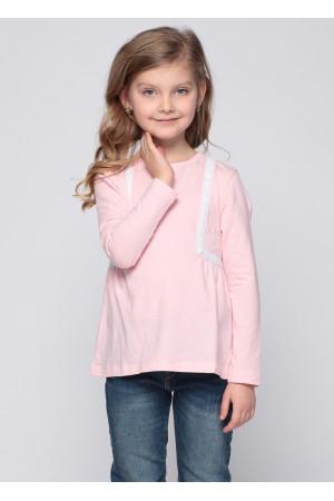 Джемпер «Верна» розового цвета