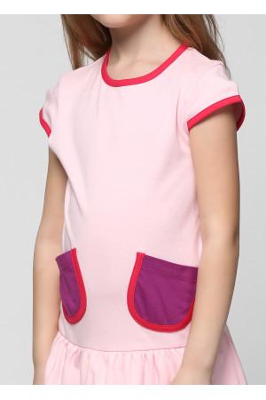 Сукня «Фенті» рожевого кольору