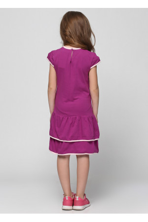 Платье «Фенти» цвета фуксии