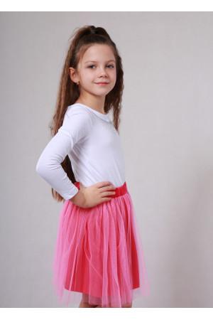 Спідниця «Вернісаж» яскраво-малинового кольору