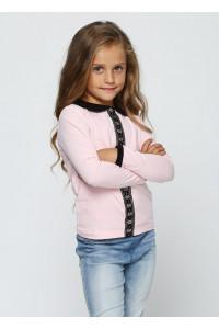 Джемпер «Одри» розового цвета