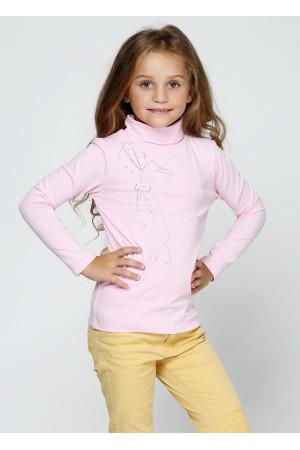 Гольф «Аксесс» рожевого кольору