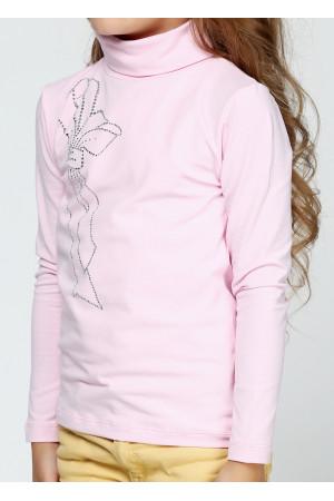 Гольф «Аксесс» розового цвета
