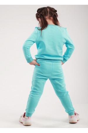 Костюм «Ромасік» блакитного кольору