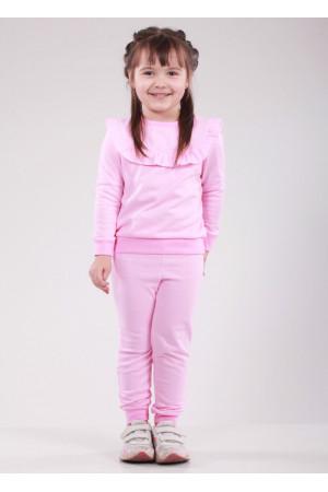 Костюм «Ромасик» розового  цвета