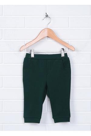 Штани «Квентін» зеленого  кольору
