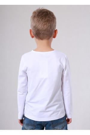 Джемпер «Сторіз» білого кольору