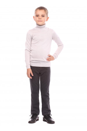 Штаны «Степси» серого цвета