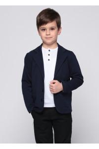 Пиджак «Кростер» темно-синего цвета