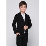 Піджак «Кростер» чорного кольору