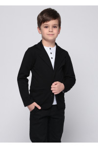 Пиджак «Кростер» черного цвета