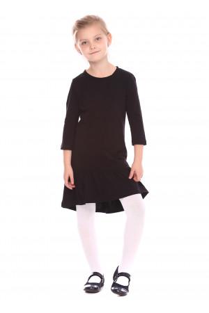 Платье «Штольз» черного цвета