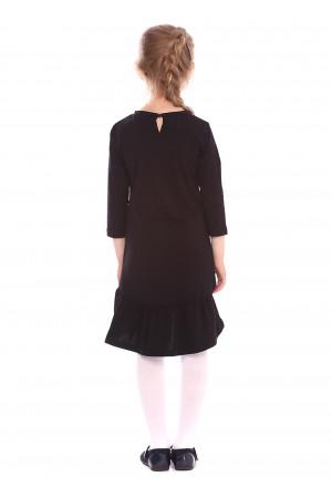 Сукня «Штольз» чорного кольору