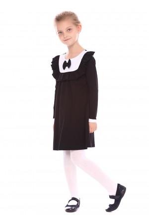 Сукня «Калері» чорного кольору