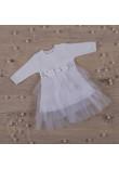 Сукня «Ніжність» білого кольору