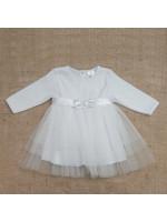 Платье «Нежность 2» белого цвета