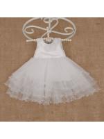Платье «Натали» белого цвета