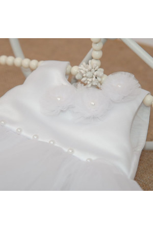 Сукня «Наталі» білого кольору