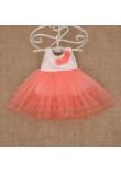 Сукня «Наталі» коралового кольору