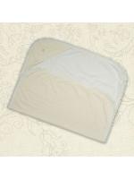 Крыжма «Ажурная» молочного цвета