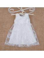 Сукня «Ажурна» білого кольору