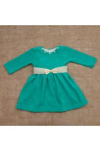 Сукня «Намистинка» м'ятного кольору