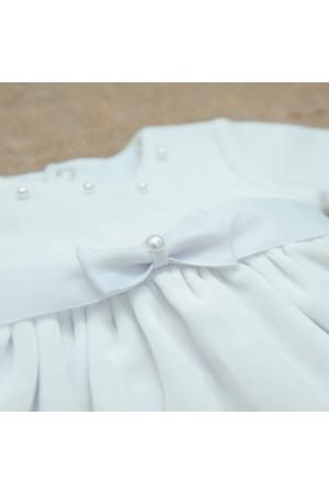 Сукня «Намистинка» білого кольору