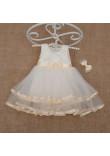 Сукня «Оленка» молочного кольору