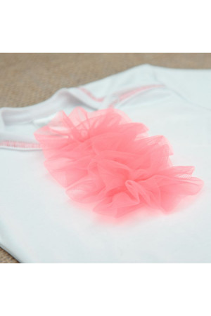 Костюм «Ягодка» розового цвета