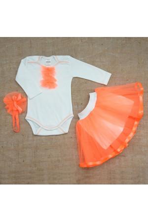 Костюм «Ягідка» помаранчевого кольору
