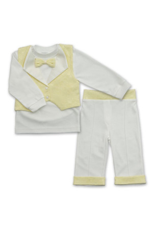 Костюм «Маленький принц» жовтого кольору з довгим рукавом