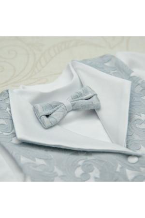 Костюм «Маленький принц» серого цвета с коротким рукавом