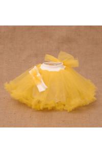 Комплект «Радуга» желтого цвета