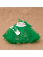 Костюм «Веселка» зеленого кольору