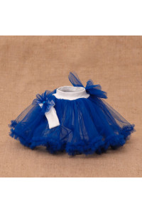 Комплект «Радуга» синего цвета