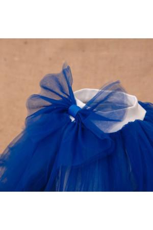Костюм «Веселка» синього кольору