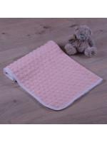 Одеяло «Амурчик» розового цвета
