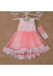 Сукня «Жасмін» коралового кольору